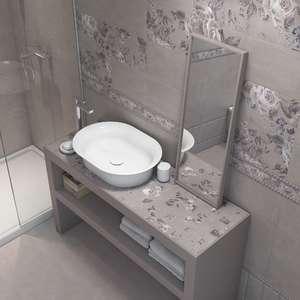 Плитка для ванной Kerama Marazzi Александрия