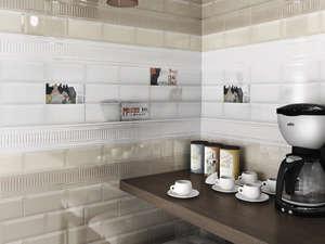 Плитка для ванной Kerama Marazzi Бланше