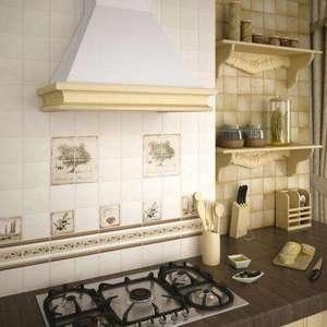 Плитка для кухни Kerama Marazzi Караоке Прованс