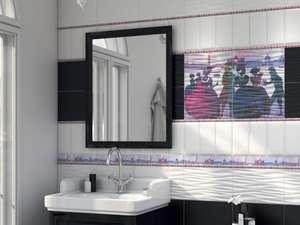Плитка для ванной Kerama Marazzi Карнавал в Венеции