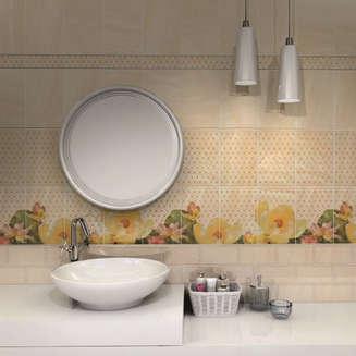 Плитка для ванной Kerama Marazzi Летний сад