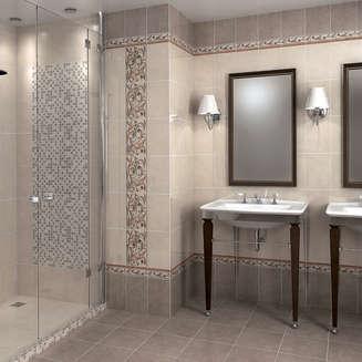 Плитка для ванной Kerama Marazzi Вилла Флоридиана