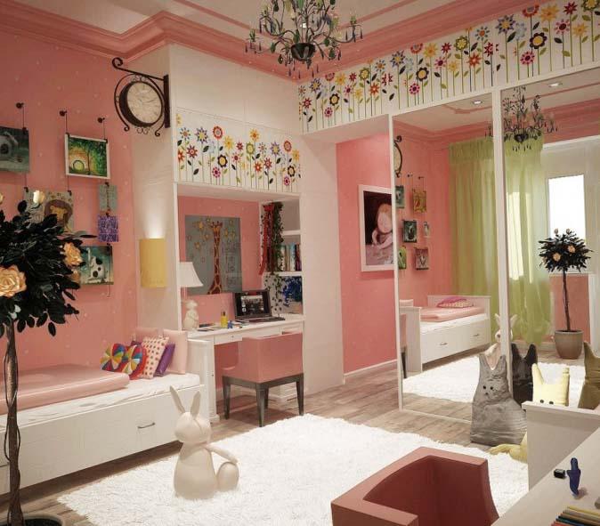 Комната для 14-15 лет