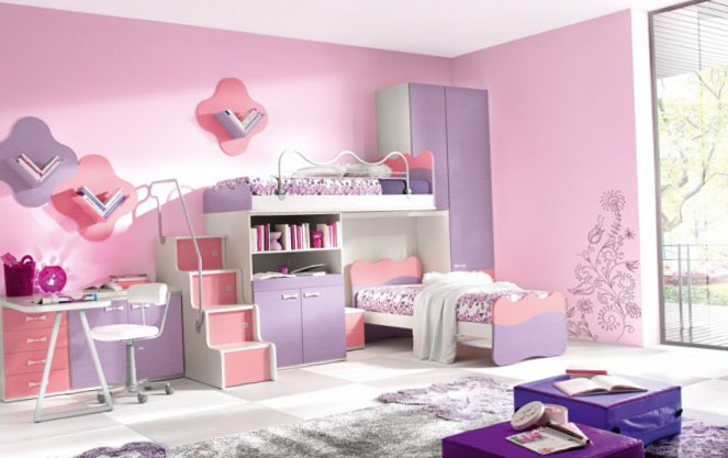 Комната для 12-13 лет 5
