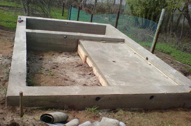 строим баню из кирпича