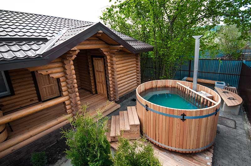дом баня проекты