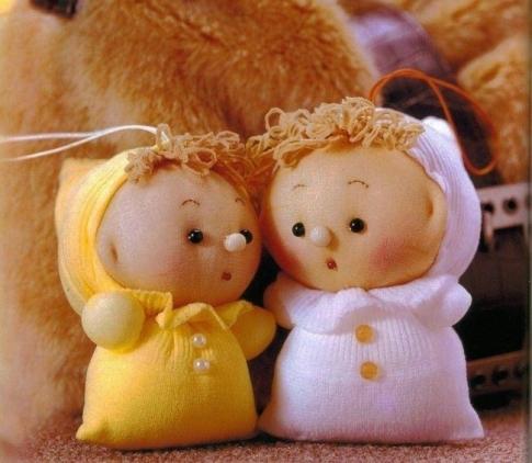 Куклы без каркаса