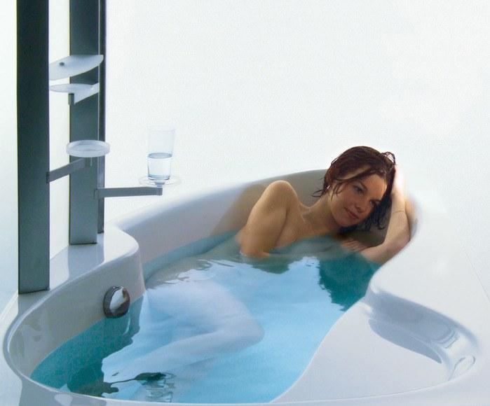 Акриловая ванна прослужит до 25 лет