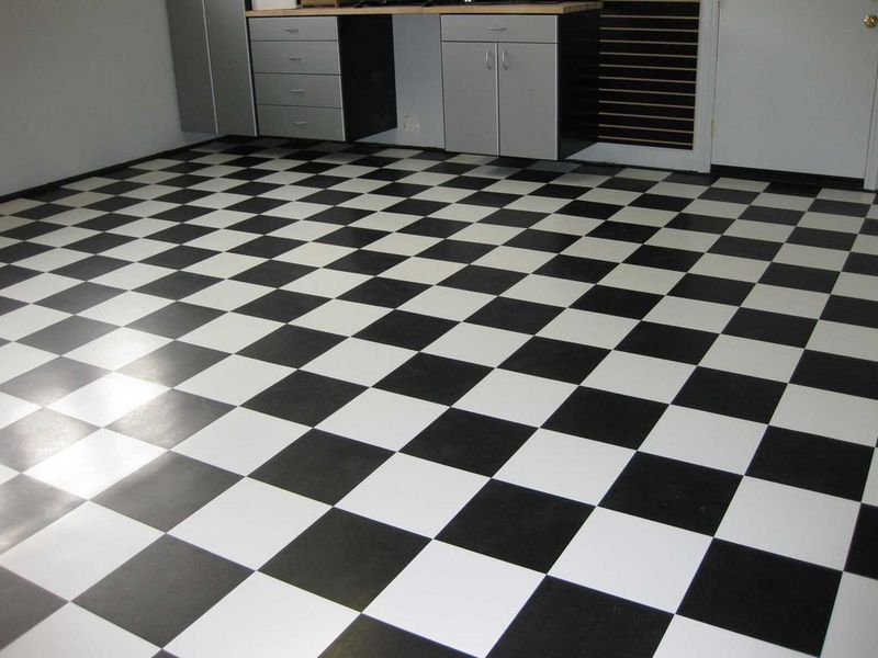 Плитка на пол кухни. Керамическая, кафельная, керамогранит