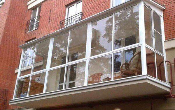 Балкон должен быть безопасным