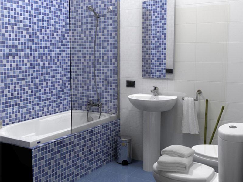 Мозаика для ванной и кафельная плитка