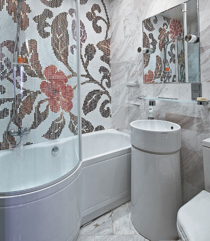 Мозаика для ванной комнаты декоративное панно