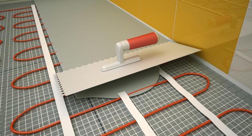 Следующий шаг после выбора типа теплого пола - выбор финишного напольного покрытия