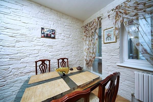 Бюджетный вариант отделки стен кухни: современные идеи, фото