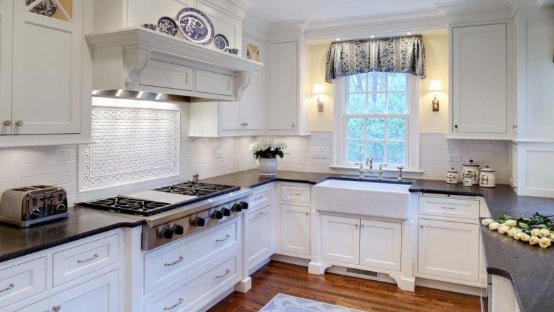 Особенности ремонта кухни в частном доме