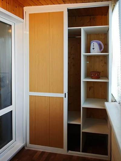 сдвижной шкаф