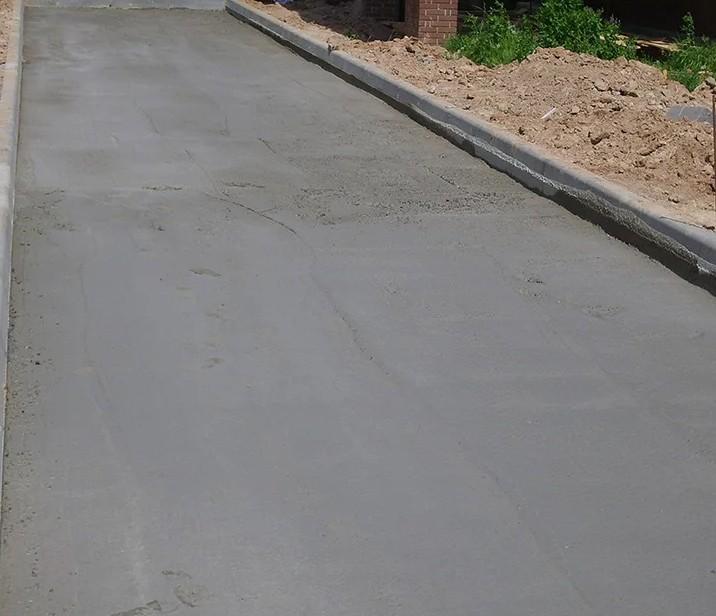бетон под тротуарную плитку