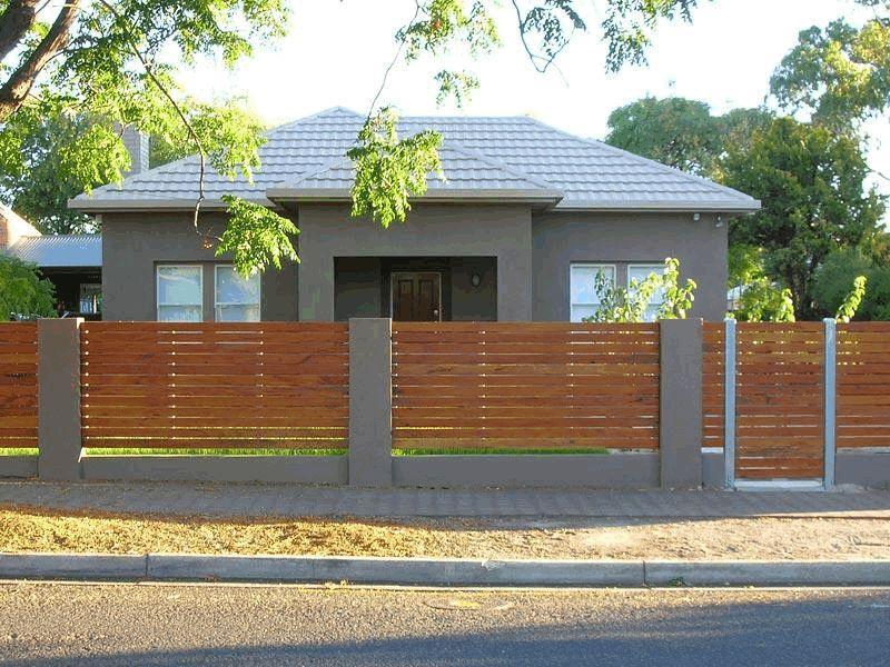 Строительство частного дома от дороги