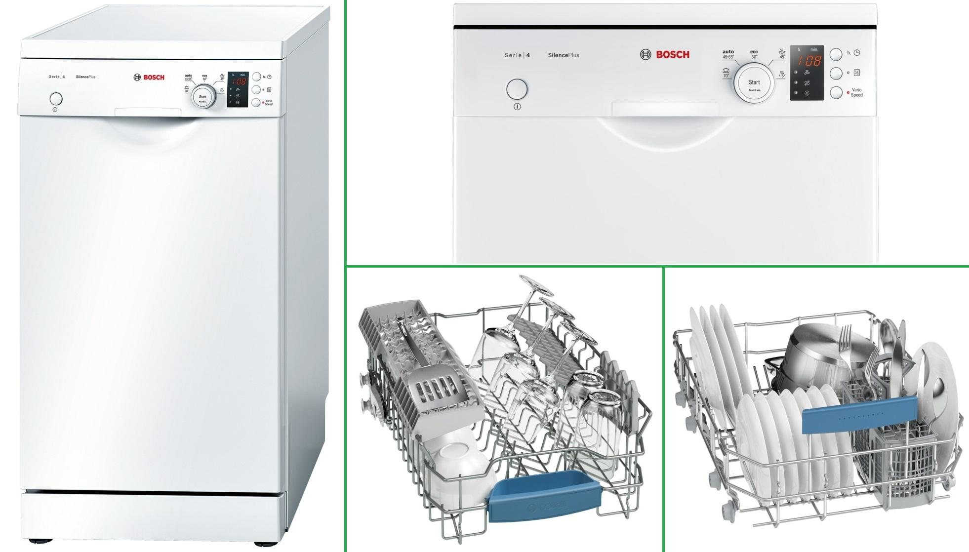 Подключение посудомоечной машины bosch должно производиться по всем правилам