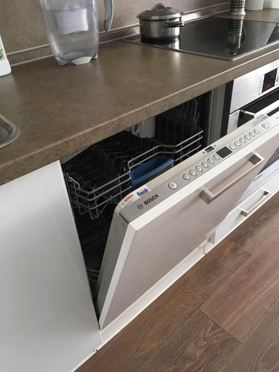 Посудомоечная машина доолжна быть установлена по всем правилам