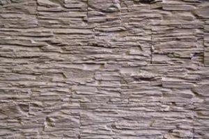 Рваный декоративный камень