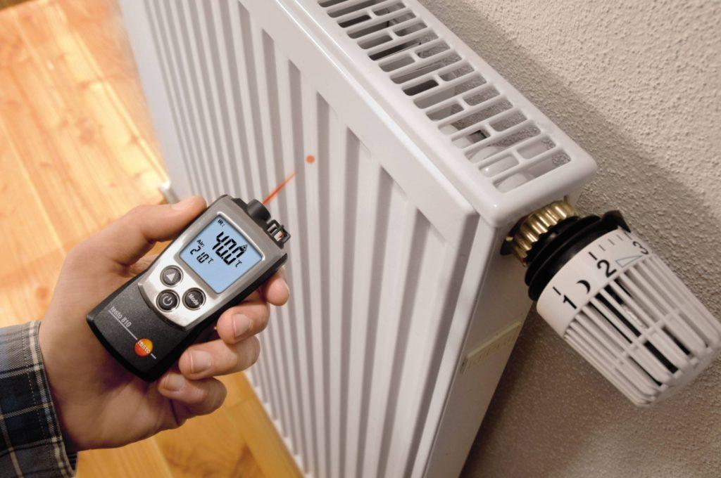 Градусник для радиаторов отопления
