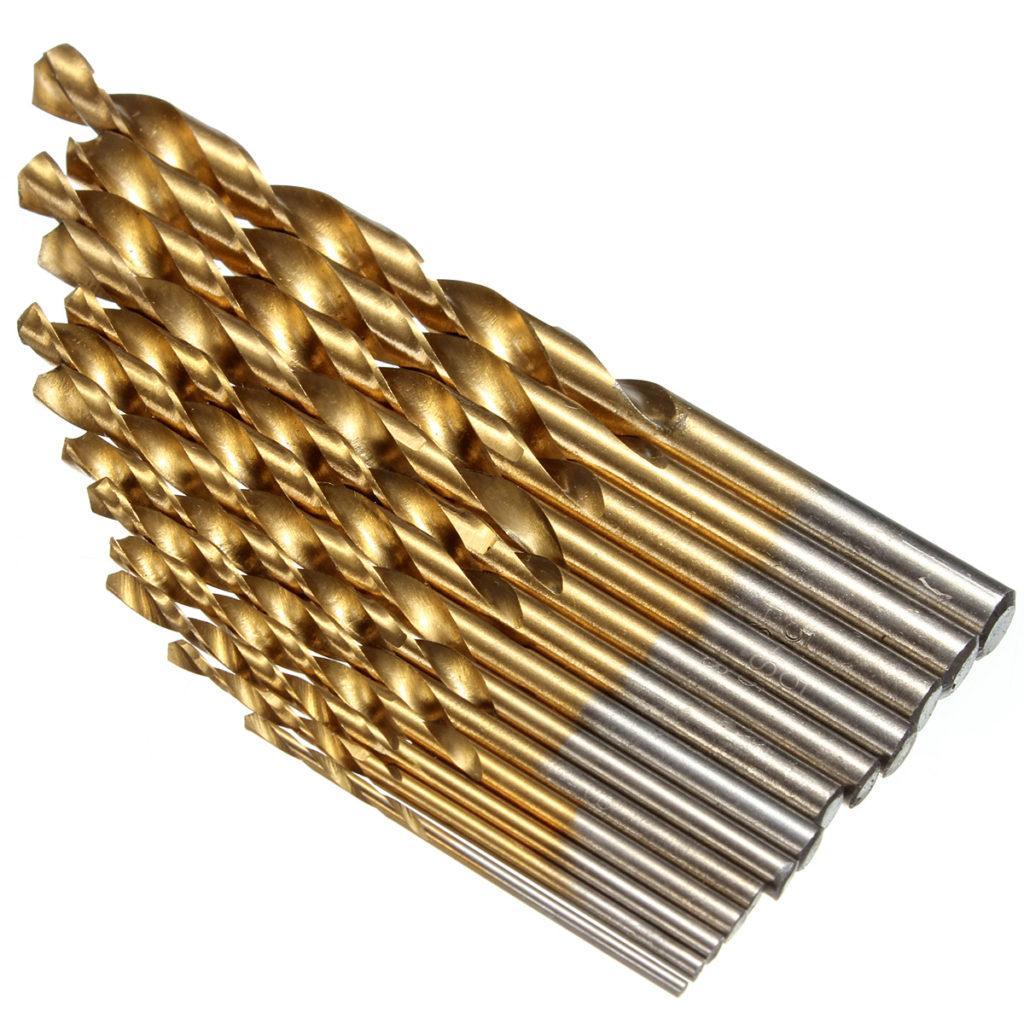 Спиральное сверло по металлу для заточки