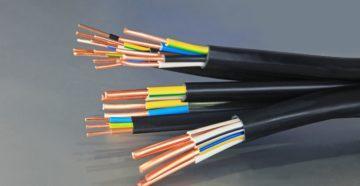 медный кабель для проводки в деревянном доме