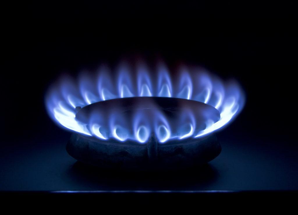 Энергия, выделяемая газом на отопление