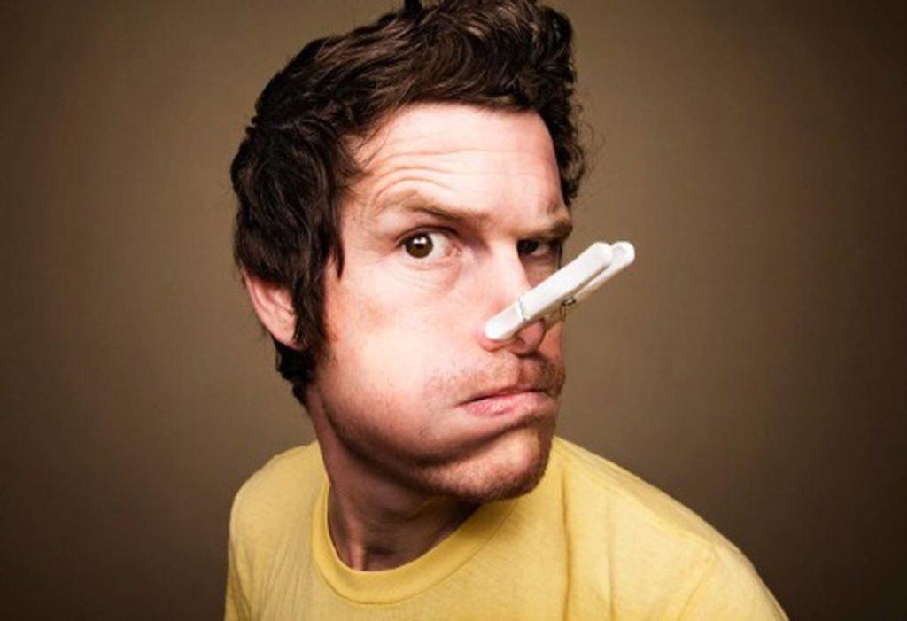 Запах при снятии гофры для унитаза