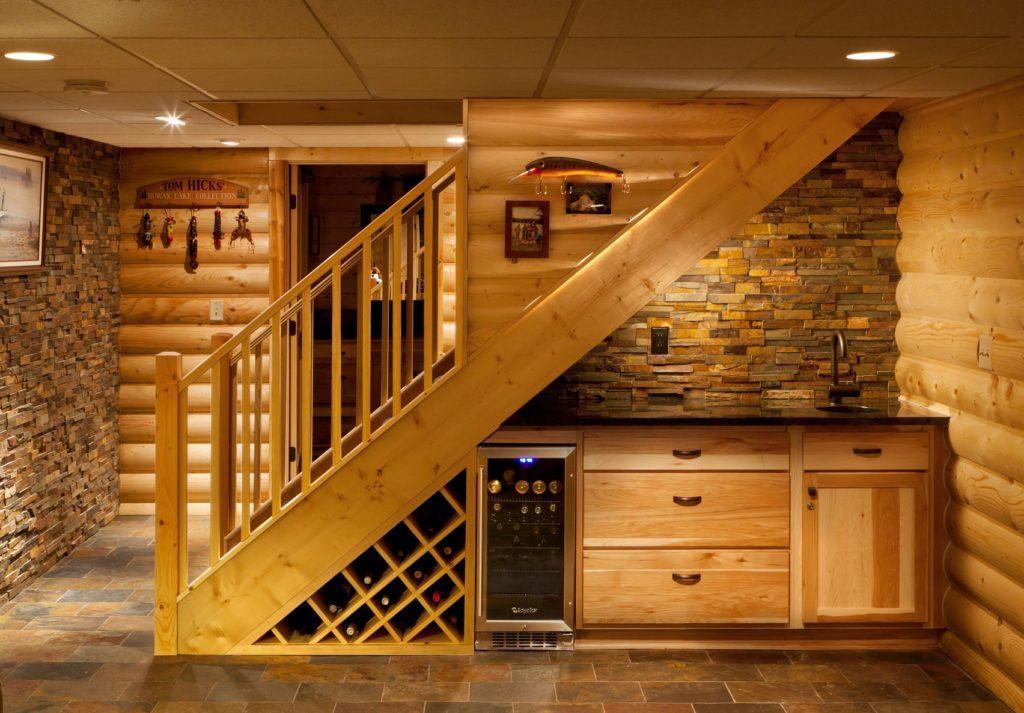 Подвал при проектировании дома
