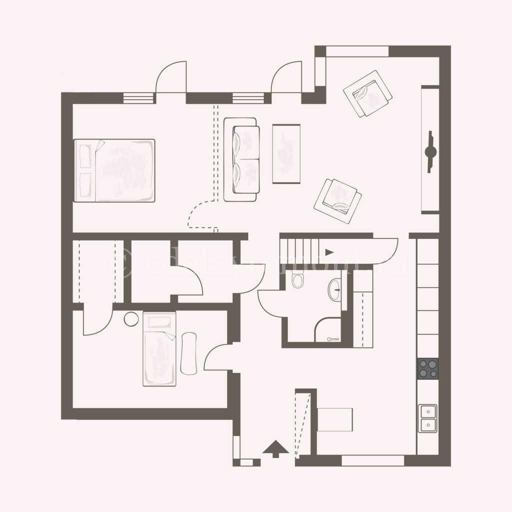 Проектирование дома на бумаге