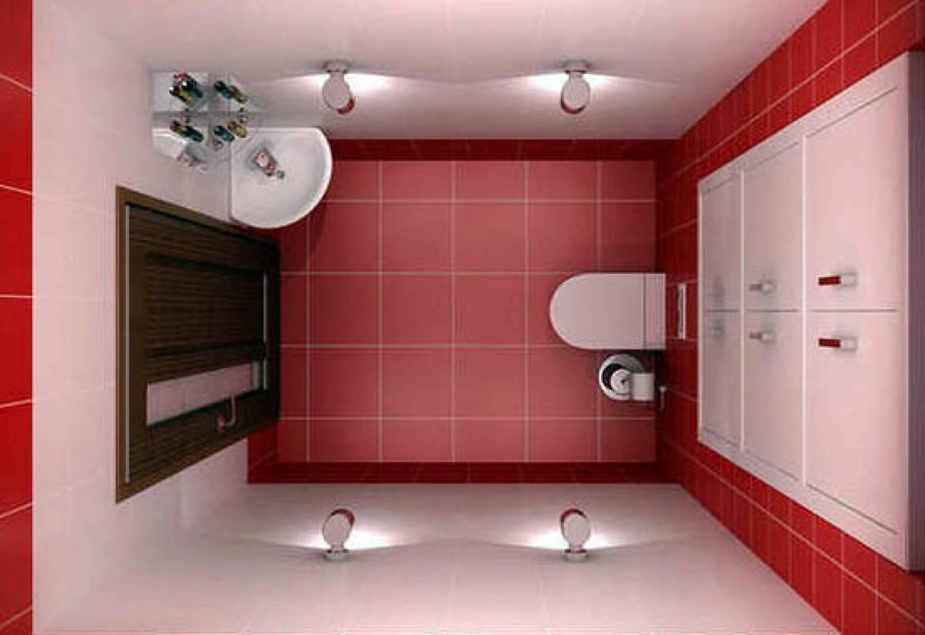 Фото дизайна туалетной комнаты в квартире