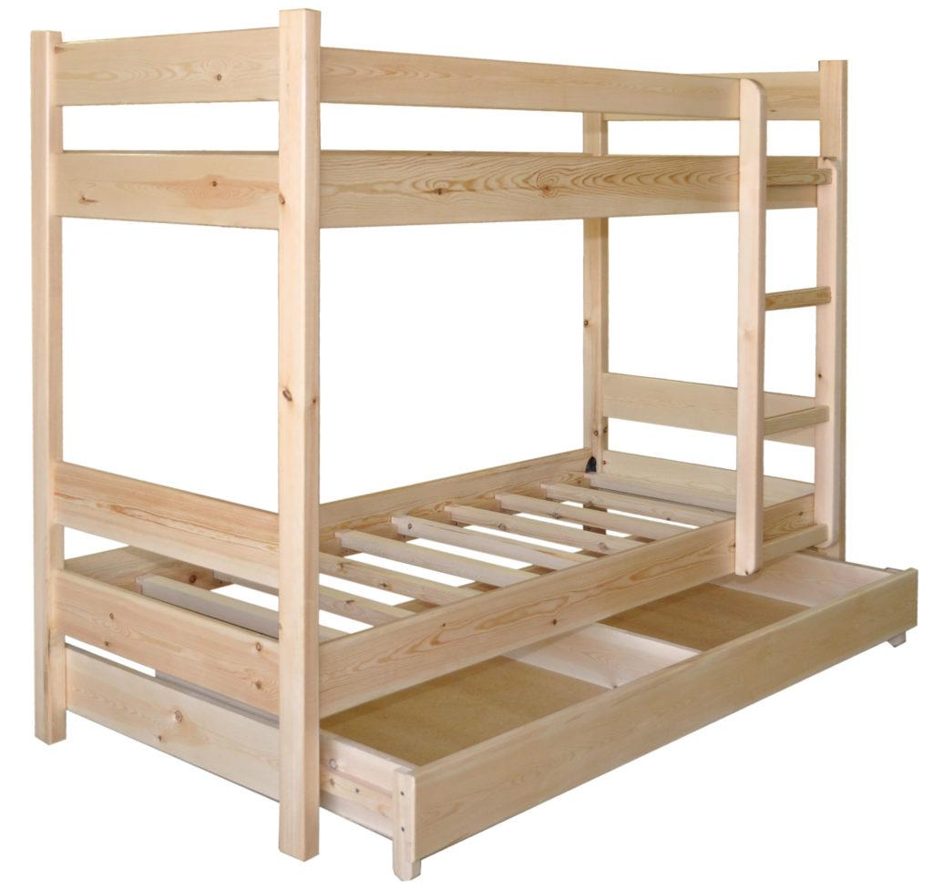 Основание лежака двухъяруой кровати