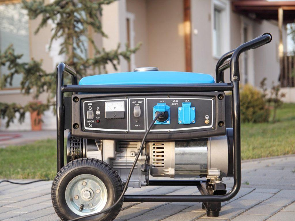 Дизельный электрогенератор для дома