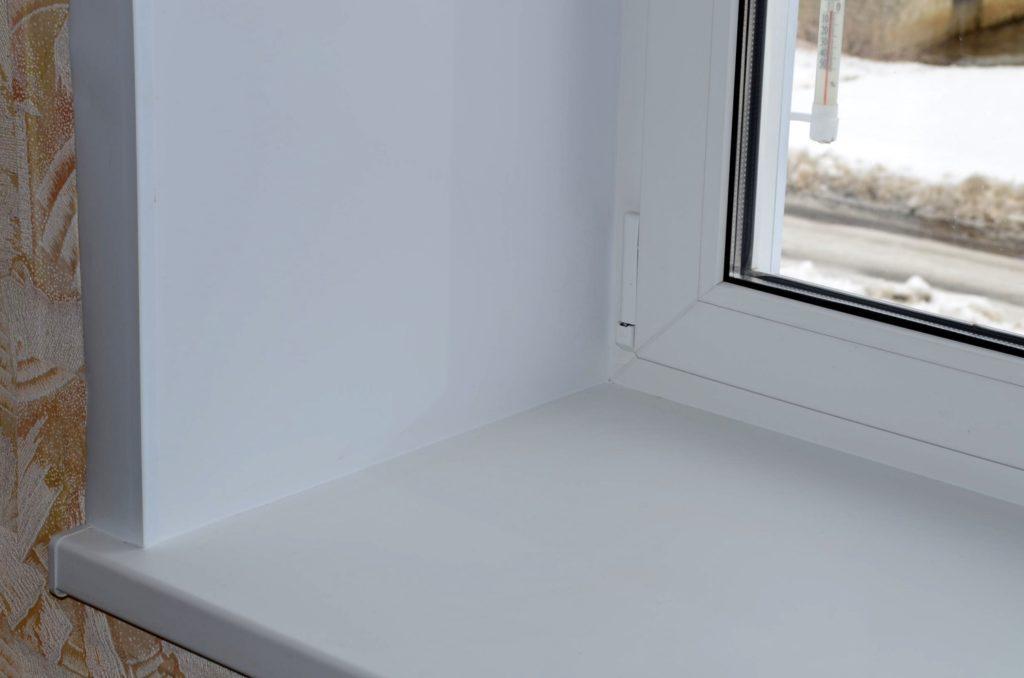 Откосы пластиковых окон для тепла