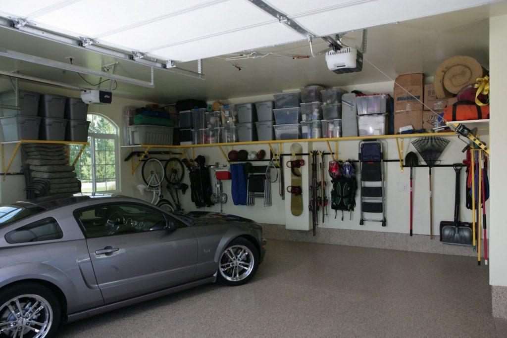 Ремонт машины в гараже своими руками 4