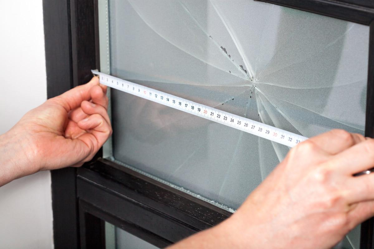 Как заменить окно