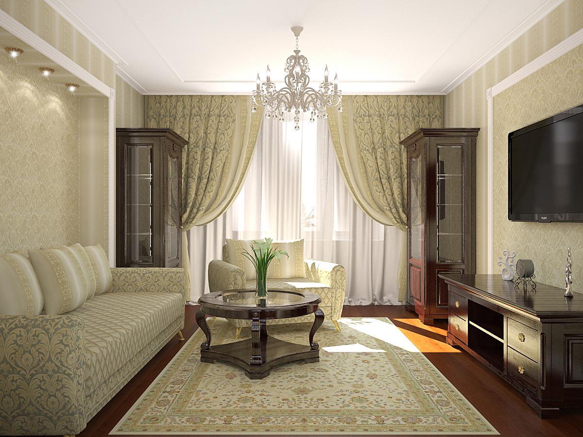 Дизайн гостиной 18 кв.м фото интерьер