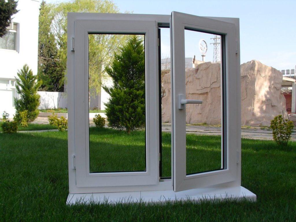 Обновленное пластиковое окно